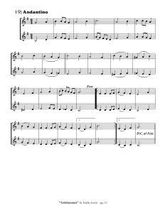 Celebrations Trumpet Duet Number 19