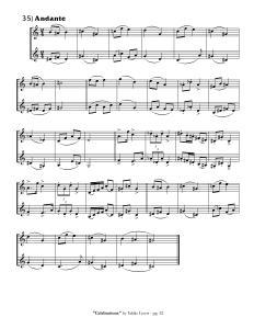 Celebrations Trumpet Duet Number 35
